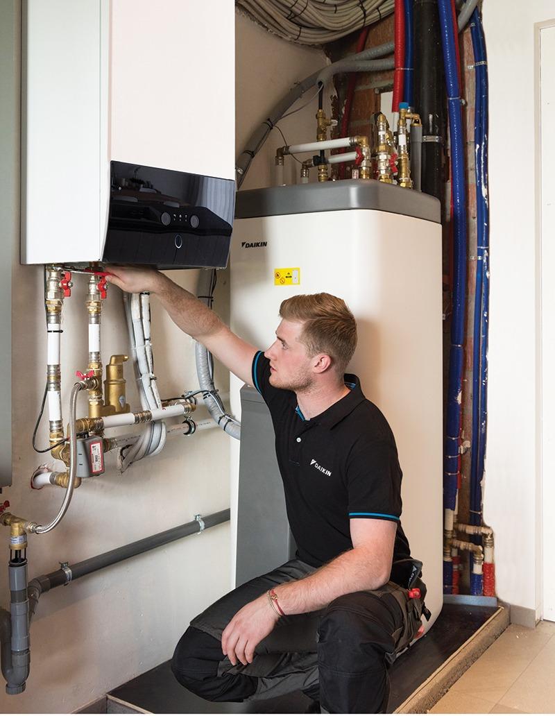 Maintenance de climatisation et chauffage